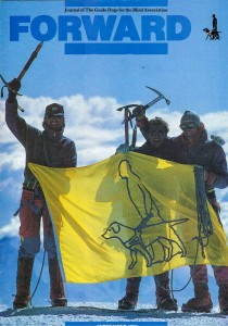 Guide Dogs - Ascent of Mt Blanc