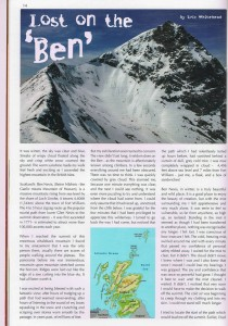 Life Times - Ben Nevis Story